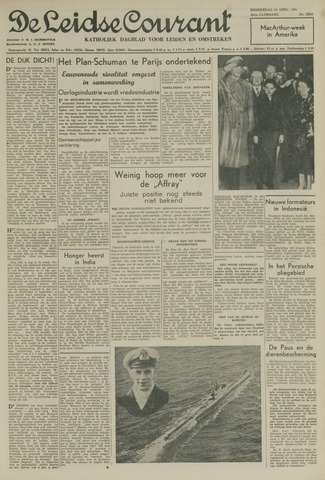 Leidse Courant 1951-04-19