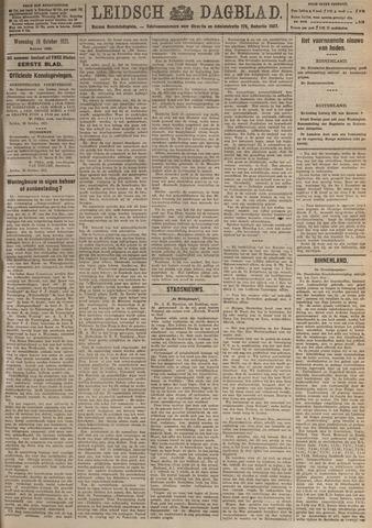 Leidsch Dagblad 1921-10-19