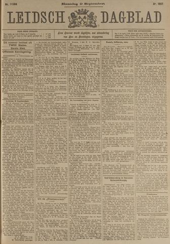 Leidsch Dagblad 1907-09-09