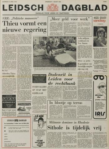 Leidsch Dagblad 1975-04-05