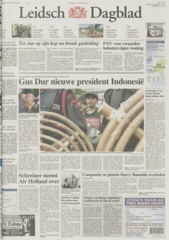 Leidsch Dagblad 1999-10-20