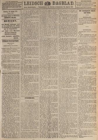 Leidsch Dagblad 1921-10-29