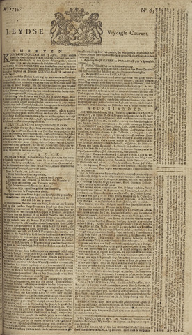 Leydse Courant 1759-05-25