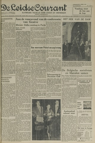 Leidse Courant 1954-04-21
