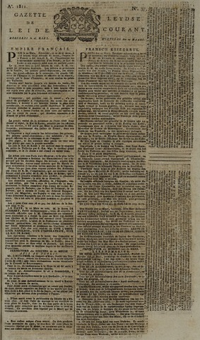 Leydse Courant 1811-03-27