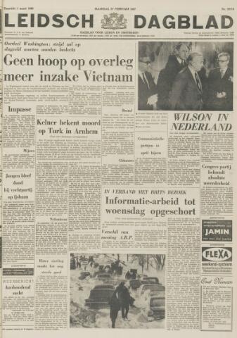 Leidsch Dagblad 1967-02-27
