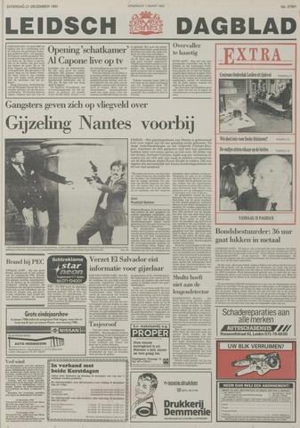 Leidsch Dagblad 1985-12-21