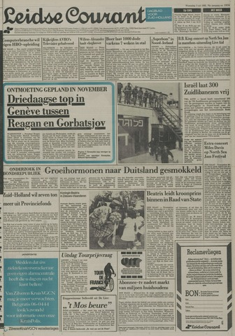 Leidse Courant 1985-07-03