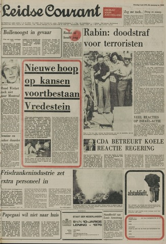 Leidse Courant 1976-07-06