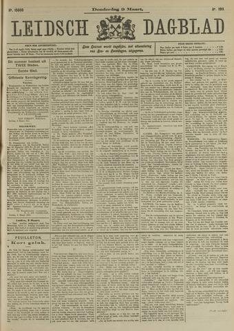 Leidsch Dagblad 1911-03-09
