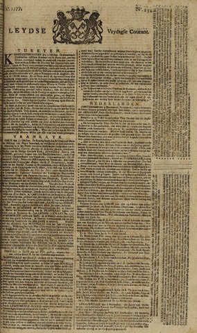 Leydse Courant 1777-11-07