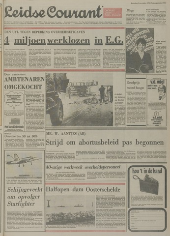Leidse Courant 1974-11-09