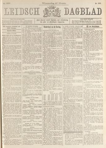 Leidsch Dagblad 1915-03-17