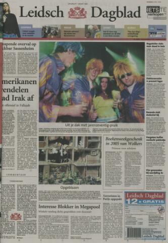 Leidsch Dagblad 2004-04-05