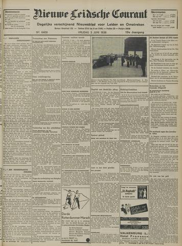 Nieuwe Leidsche Courant 1938-06-03