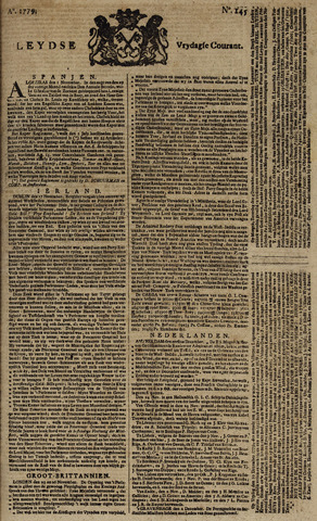 Leydse Courant 1779-12-03