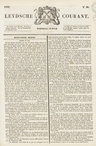 Leydse Courant 1852-07-28