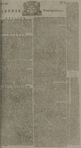 Leydse Courant 1744-05-27