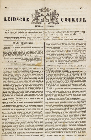 Leydse Courant 1873-01-03