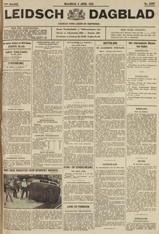 Leidsch Dagblad 1932-04-04