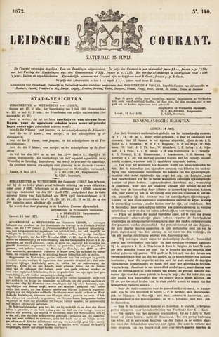 Leydse Courant 1872-06-15