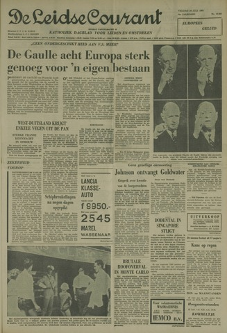 Leidse Courant 1964-07-24