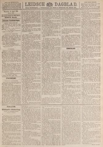 Leidsch Dagblad 1919-04-23
