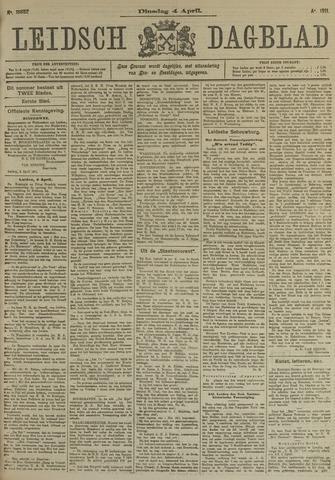 Leidsch Dagblad 1911-04-04