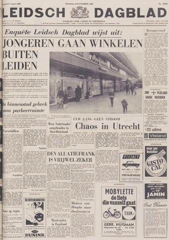 Leidsch Dagblad 1968-11-22