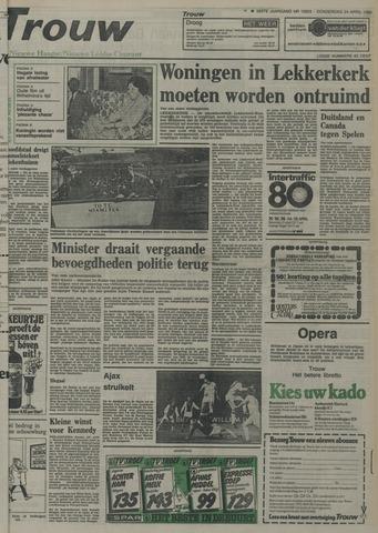 Nieuwe Leidsche Courant 1980-04-24