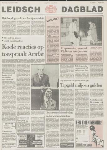 Leidsch Dagblad 1988-12-14