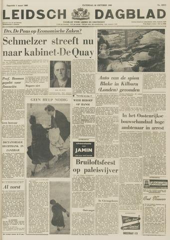 Leidsch Dagblad 1966-10-29