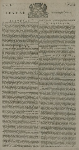 Leydse Courant 1736-08-29