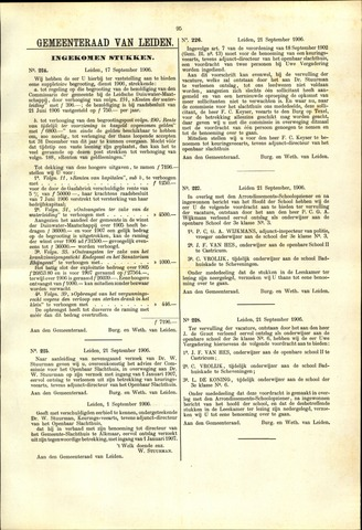 Handelingen van de Raad 1906-09-17