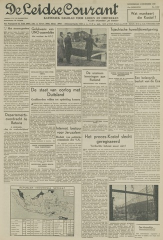 Leidse Courant 1949-12-08