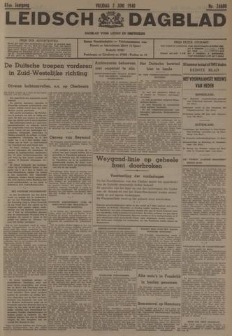 Leidsch Dagblad 1940-06-07