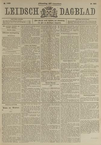 Leidsch Dagblad 1907-10-29