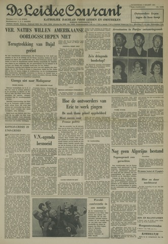 Leidse Courant 1961-03-08