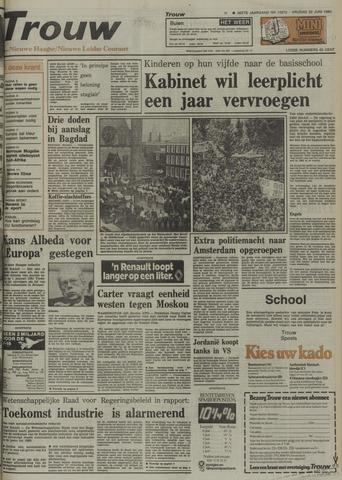 Nieuwe Leidsche Courant 1980-06-20