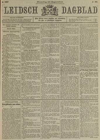 Leidsch Dagblad 1911-09-25
