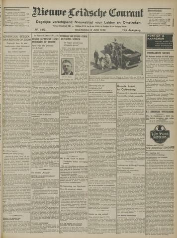 Nieuwe Leidsche Courant 1938-06-08