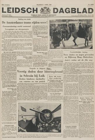 Leidsch Dagblad 1955-04-04
