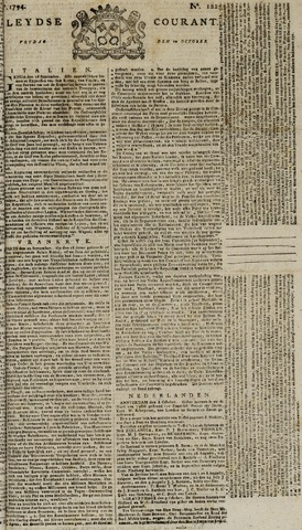 Leydse Courant 1794-10-10