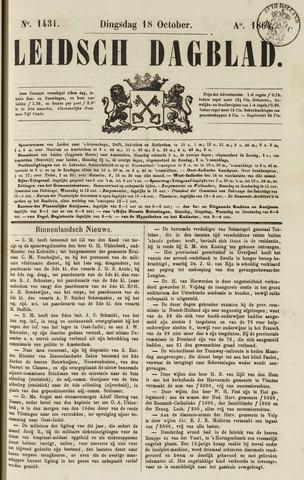 Leidsch Dagblad 1864-10-18