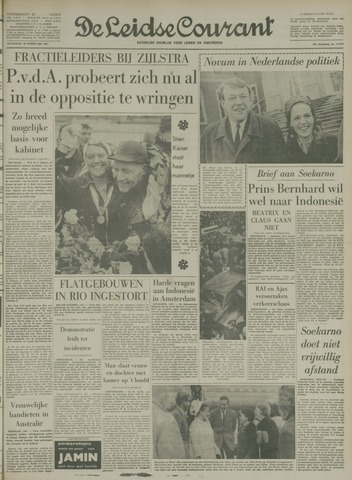 Leidse Courant 1967-02-20