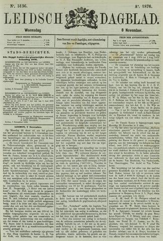 Leidsch Dagblad 1876-11-08