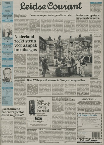 Leidse Courant 1992-06-03
