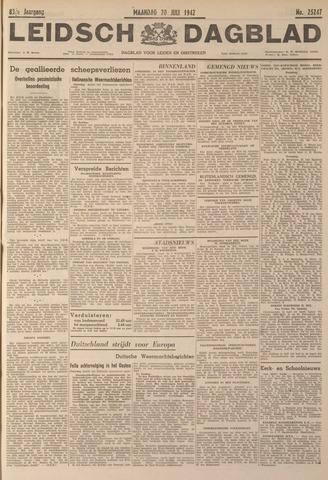 Leidsch Dagblad 1942-07-20