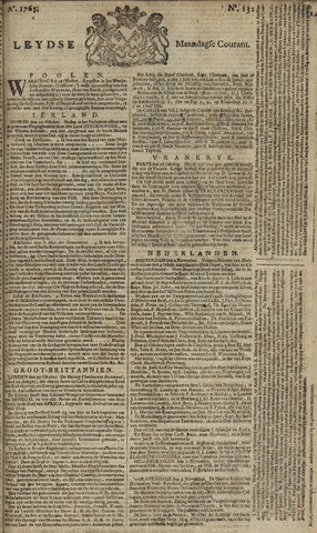 Leydse Courant 1765-11-04