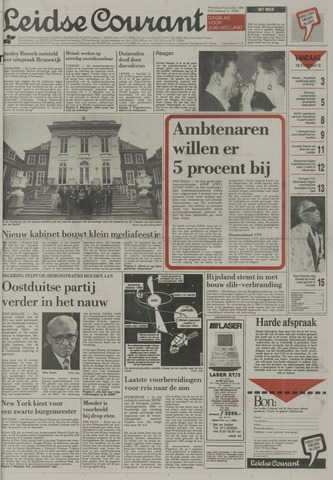 Leidse Courant 1989-11-08